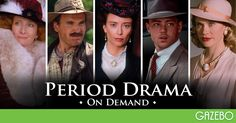 The official site to purchase or rent classic period drama films and shows: Anne of Green Gables, Road to Avonlea, Wind At My Back and much more. Online Video, News Online, Road To Avonlea, Video On Demand, Sleeping Dogs, Anne Of Green Gables, Drama Film, Period Dramas, Gazebo