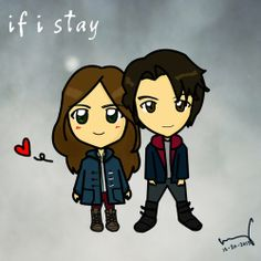 denisewy:  Mia and Adam. If I Stay