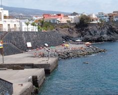 Alcalá in Tenerife is developing into a Canary Islands resort