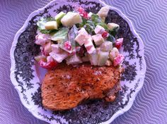 Wessels Küchenwelt: Melonensalat mit Feta