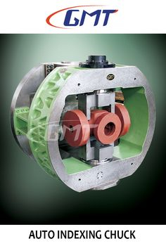 Auto Indexing Chucks are used for machining valves, bonnet, universal joints and spider.