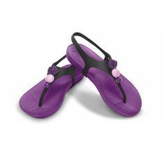 حذاء بنات صيفي صندل موضه فاشن ازياء متجر باتز اطفال بنات بنفسجي كروكس   http://www.pattz.com/baby-shoes/crocs-shoes-girl-violet-and-black