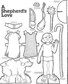 new testament LDS clip art | Friend April 1982 – Includes info about shepherds
