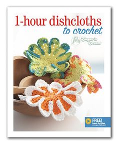 1-Hour Dishcloths to Crochet Paperback | zulily