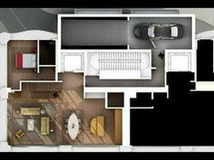 EN-SUITE SKY GARAGE™ I would never have to search for a parking spot again!