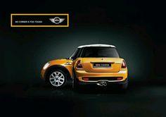 One of the benefits of Mini Mini Clubman, Mini Paceman, Mini Driver, Mini Usa, Camper Boat, Mini Morris, Car Advertising, Advertising Campaign, Morris Minor