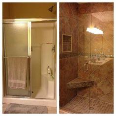 Erica's bathroom remodel