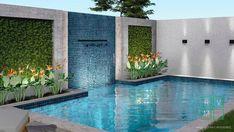 Amazing 36 Popular Small Swimming Pools Design Ideas For Small Backyards # Small Swimming Pools, Small Pools, Swimming Pools Backyard, Swimming Pool Designs, Backyard Pool Landscaping, Backyard Pool Designs, Small Backyard Pools, Small Backyards, Landscaping Ideas