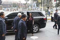 Nadine Heredia descalificó a Pérez Tello como presidenta de comisión Belaunde Lossio