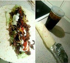 Late night kebab once again