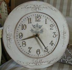 Часы для дома ручной работы. Настенные часы. Sweet Home Decor Варсеник.. Интернет-магазин Ярмарка Мастеров. Часы для дома