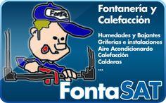 Servicios de Fontanería y Calefacción en Palencia