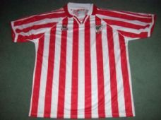 1995 1997 Athletic Bilbao Adults XL Home Football Shirt Camiseta Spain 795b4b2435920