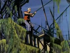 ADVENTURES OF JONNY QUEST Cartoon Intro