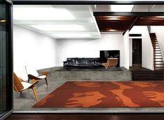 Design - Tapetes e Sensações:  Tapete da Henzel Studio. #arquitetura #arte #art #artlover #archilovers #design #architecturelover #instagood #instacool #instadesign #instadaily #inspiration #projetocompartilhar #shareproject #follow #like #davidguerra #arquiteturadavidguerra #arquiteturaedesign #instabestu #decor #architect #criative #tapetes #sensações #carpets #rugs #sensations #henzelstudio