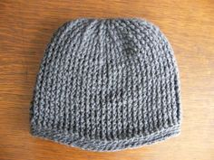 Traditionally Emily: Winter Trails Hat Pattern