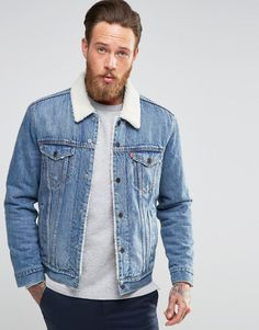 Discover Fashion Online Sherpa Denim Jacket d5de70ac5a52