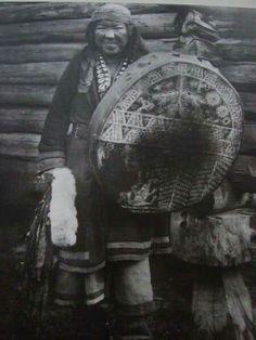 Шаман из Якутии