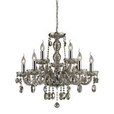 Elk Lighting Exclusive Store | Balmoral - Nine Light Crystal Chandelier