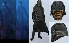 Check out our first good look at The Knights of Ren in new concept art… Star Wars Helmet, Star Wars Rpg, Rogue Knight, Halo Armor, Knights Of Ren, Star Wars Novels, Star Wars Outfits, Star Wars Concept Art, Cosplay Armor