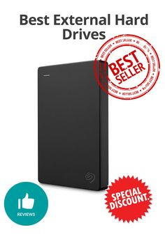 Best External Hard Drives - Discount and review