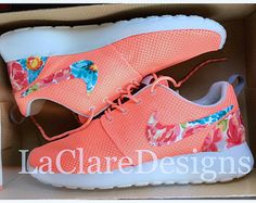 Roshe Run Floral - Rouge Gris Blanc Dropshipping Nike Flyknit 5 0 Femmes S Fonctionnement Chaussures Noble Nike Réduction Pas Cher