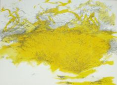 OVER, UNDER 2013 (56 x 76 cm) encre, pastel à l'huile, crayon graphite sur papier