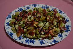Ideas que mejoran tu vida Salad Recipes, Healthy Recipes, Tapas, Food And Drink, Soup, Vegetarian, Vegetables, Cooking, Style