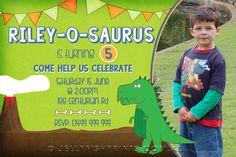 Printable Dinosaur Birthday Invitations for a Dino-mite Party Dinosaur Birthday Invitations, Birthday Party Themes, Printable Invitations, Baby Shower Invitations, Baby Birth, Print Store, Jellyfish, Prints, Medusa