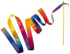 Option for Rainbow Ribbon Wand; LG week 4