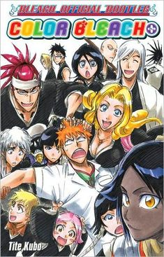 The Bleach manga and anime series features an extensive cast of characters created by Tite Kubo. Bleach Manga, Rukia Bleach, Bleach Fanart, Shinigami, Book Cover Art, Book Art, Ichigo Et Rukia, Bleach Characters, Mini Comic