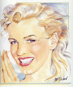 My Marilyn Monroe Marilyn Monroe Drawing, Marilyn Monroe And Audrey Hepburn, Marilyn Monroe Tattoo, Marilyn Monroe Artwork, Marilyn Monroe Quotes, Marylin Monroe, Caricatures, Drawing Stars, Norma Jeane