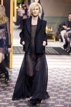 H & M Paris Fashion Week Feb 2013