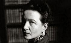 Mujeres en la historia: La mujer comprometida, Simone de Beauvoir (1908-1986)