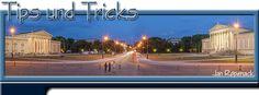 Tips und Tricks - Samyang 12 mm / 2.8 Fisheye in der Panoramafotografie