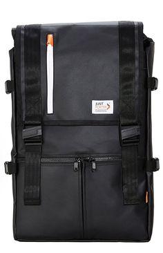 Travel / Commuter Backpack - Sable by Just Porter | 16' Laptop | 29L-34L -- For more information, visit image link.