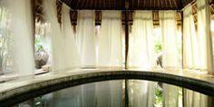 ** secluded pool ** Oazia Spa Villas pool