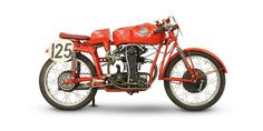 1954 MV Agusta 123.5cc Bialbero Racing Motorcycle Frame no. 150090 Engine no. 150163.