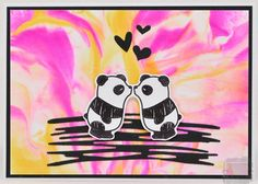 pusuttelevia pandoja...