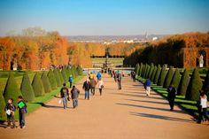PARIS - Parterre du Nord - Versailles - http://fuievouvoltar.com