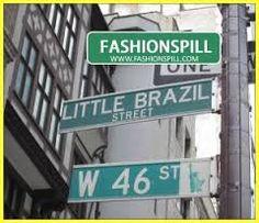 Resultado de imagem para shopping center em nova york rua 34
