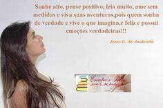 Conheça os Livros do autor neste Link: ´  https://www.clubedeautores.com.br/authors/11605   Jean C. de Andrade é autor com vários Livros publicados no Clube de Autores...  Blog Oficial do autor: http://profjeanandrade.blogspot.com/