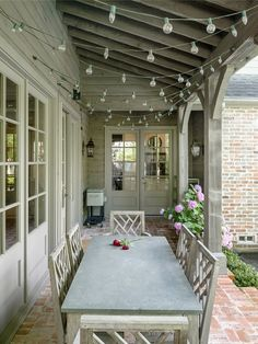Looking for new trending french door ideas? Find 100 pictures of the very best french door ideas from top designers. Country Style Homes, French Country House, French Country Decorating, Country Houses, French Cottage, Houses In Texas, French Country Exterior, European House, Outdoor Rooms