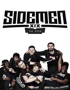 Sidemen: The Book - http://www.darrenblogs.com/2016/11/sidemen-the-book/