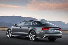 Audi RS7.