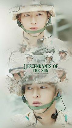 Descendants Of The Sun Korean Celebrities, Korean Actors, Desendents Of The Sun, Descendants Of The Sun Wallpaper, Soon Joong Ki, Sun Song, Songsong Couple, Jin Goo, Song Hye Kyo