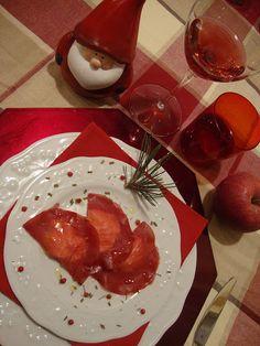 Ravioli….in rosso