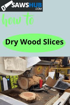 This post by Saws Hub will teach you how to dry wood slices in the oven. There are lots of arts and crafts ideas and designs that can be done using wood slices. For example, you can do some painting on wood slices and use them as a wedding centerpiece, or you could create grander projects using big wood slices. Check out this article for more information now. #woodslices #dryingwoodslices #howtodrywoodslices #drywooslicesathome Free Pallets, Wood Pallets, How To Dry Wood, Build Your Own House, Arts And Crafts, Diy Crafts, Woodworking Projects Diy, Wood Slices, Weathered Wood