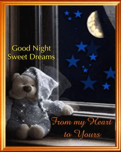 Share this good night card with anyone. Free online Good Night And Sweet Dreams Card ecards on Everyday Cards Gud Night Images, Good Night Messages, Good Morning Good Night, Morning Light, Good Night Friends, Good Night Wishes, Good Night Sweet Dreams, Happy Birthday Greetings Friends, Birthday Wishes Quotes