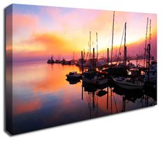 Simply Canvas have a variety of seascape canvas prints. Original wall art from Wall Prints, Canvas Art Prints, Canvas Wall Art, Paradise, Products, Gadget, Heaven, Painted Canvas, Canvas Art Paintings
